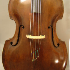 5/4 Five String, c 1840 (Germany)